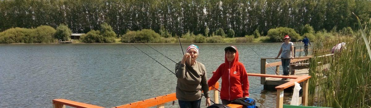 Cоревнование по рыбной ловле